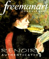 Renoir Art Authentication