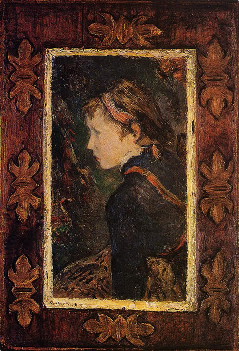 Aileen Gauguin - Paul Gauguin