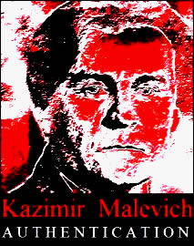 KAZIMIR MALEVICH AUTHENTICATION