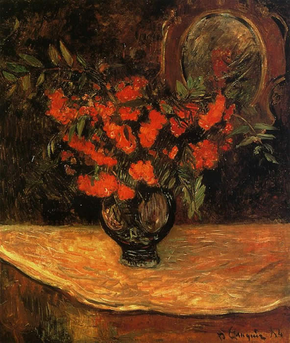 Rowan Bouquet - Paul Gauguin